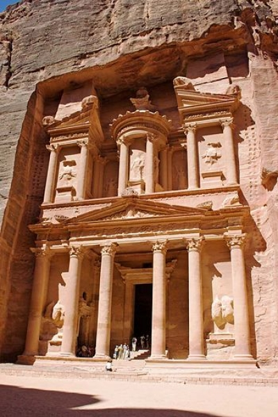 Day Tour to Petra from Dahab by flight