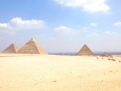 Day Tour to Cairo from Hurghada by Flight