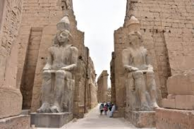 Day Tour to Luxor from El Gouna by flight