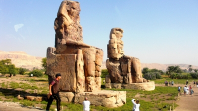 Half-Day Tour to the West Bank in Luxor