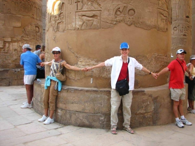 Day Tour to Luxor from El Gouna by private Vehicle