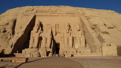 Luxor and Abu Simbel tour from Hurghada