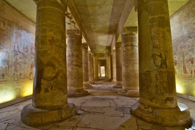 Day Tour to Dendera and Abydos Temples from Luxor
